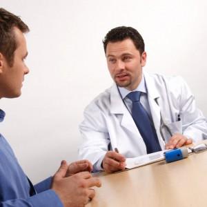 Прием врача уролога