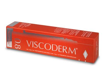Биоревитализация Viscoderm 0.8