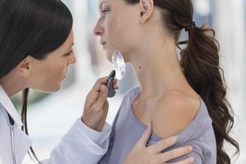Диагностика дерматолога