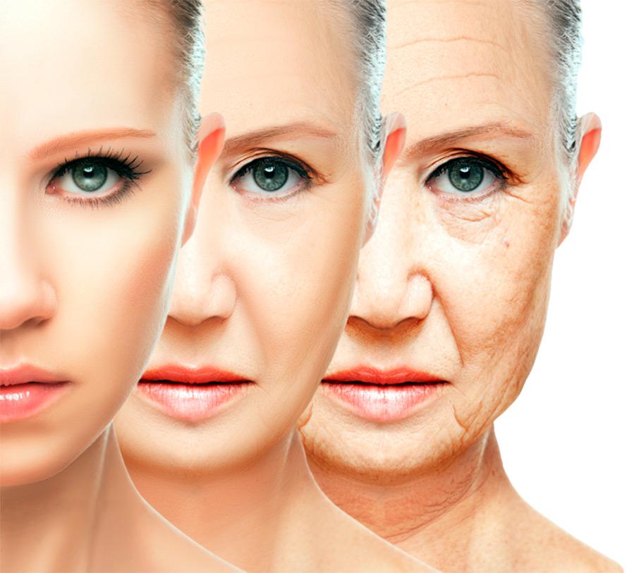 Коррекция возрастных изменений кожи