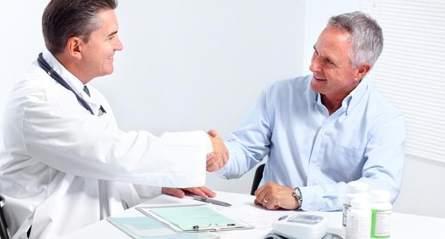 Курсовое лечение уролога