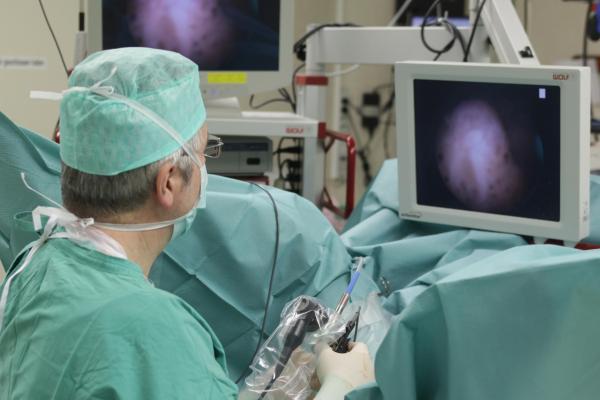 Урологические процедуры