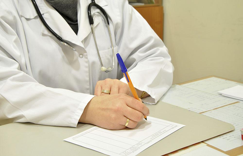 Оформление выписки из амбулаторной карты