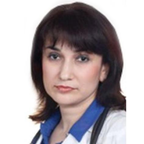Уджираули Марина Спартаковна - Врач УЗД