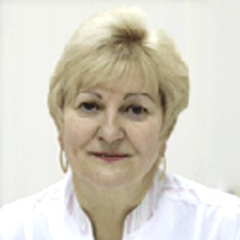 Буркина Ольга Петровна - Невролог
