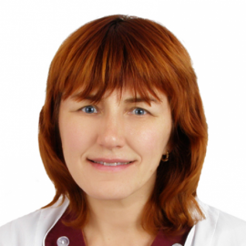 Бабурова Оксана Борисовна