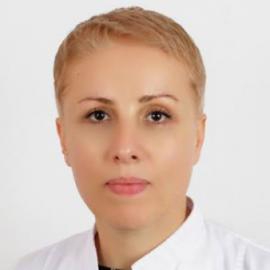 Гамкрелидзе Лела Нодариевна